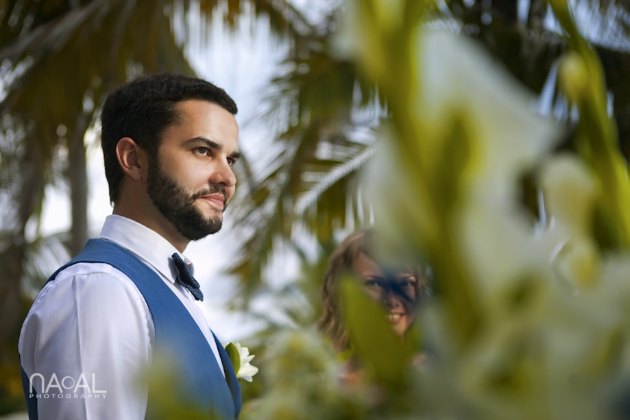Beach wedding at Paamul -  - IMG 7600