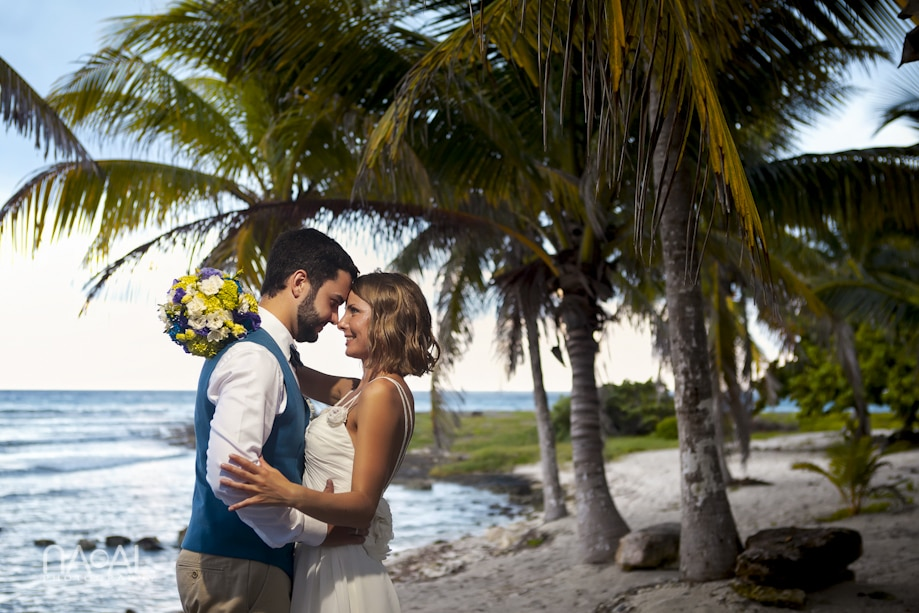 Beach wedding at Paamul -  - IMG 7723