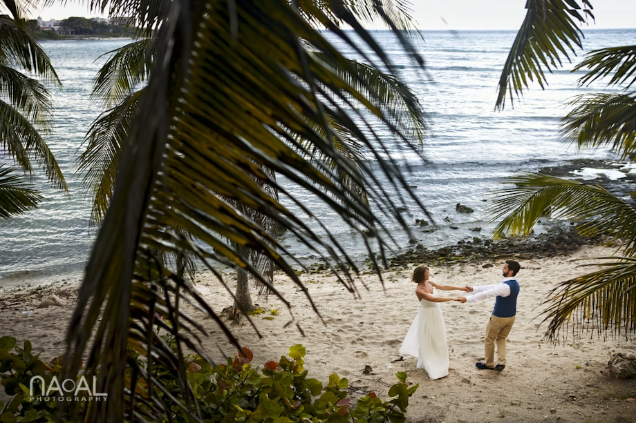 Beach wedding at Paamul -  - IMG 7748