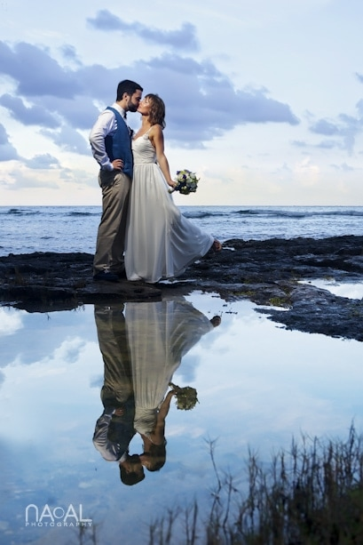 Beach wedding at Paamul -  - IMG 7771