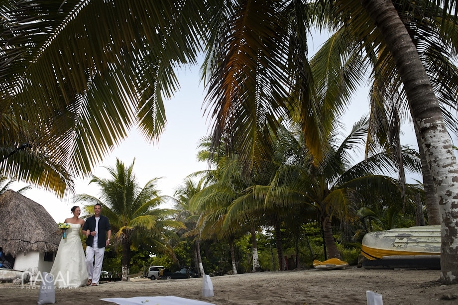 Andrea & Tobias -  - Naal Photography. Yucatan Experts 003