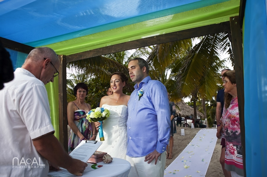 Andrea & Tobias -  - Naal Photography. Yucatan Experts 005