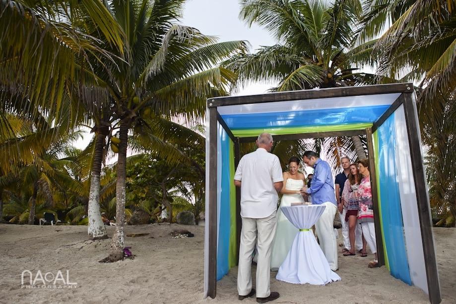 Andrea & Tobias -  - Naal Photography. Yucatan Experts 007