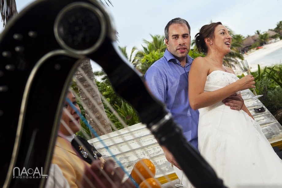 Andrea & Tobias -  - Naal Photography. Yucatan Experts 015