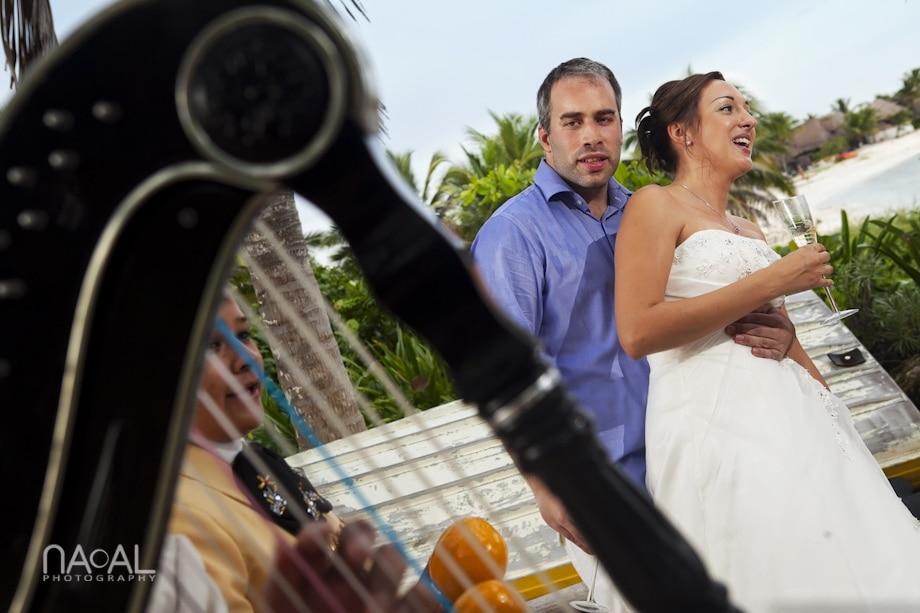 Andrea & Tobias -  - Naal Photography. Yucatan Experts 015