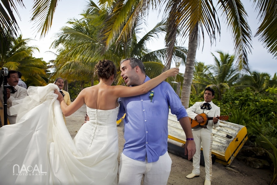 Andrea & Tobias -  - Naal Photography. Yucatan Experts 016