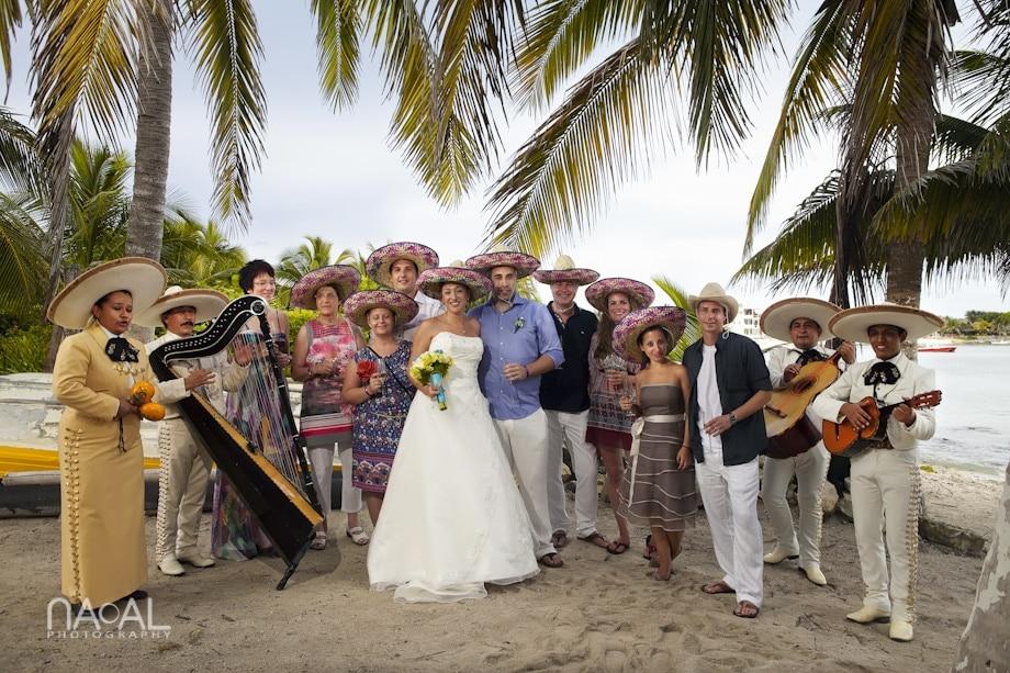 Andrea & Tobias -  - Naal Photography. Yucatan Experts 018
