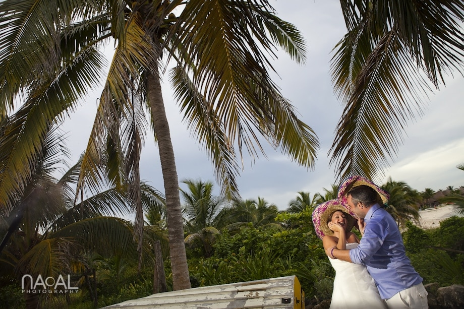 Andrea & Tobias -  - Naal Photography. Yucatan Experts 024
