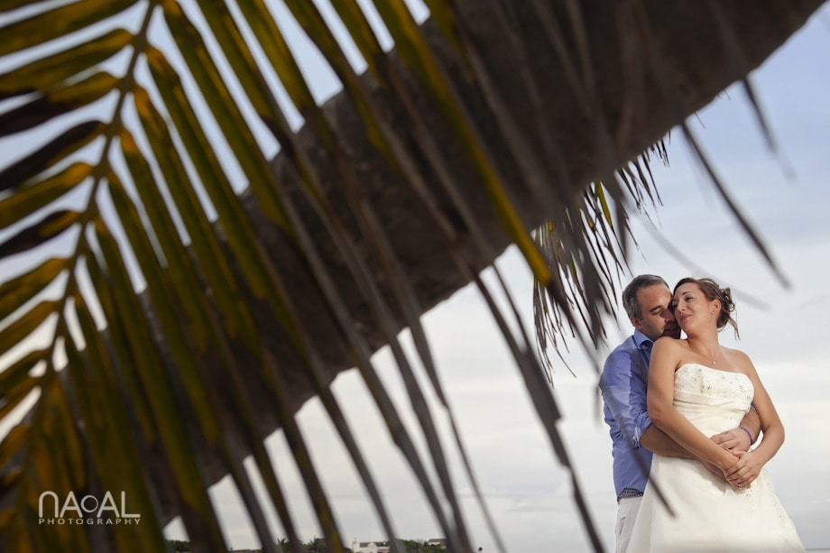 Andrea & Tobias -  - Naal Photography. Yucatan Experts 030