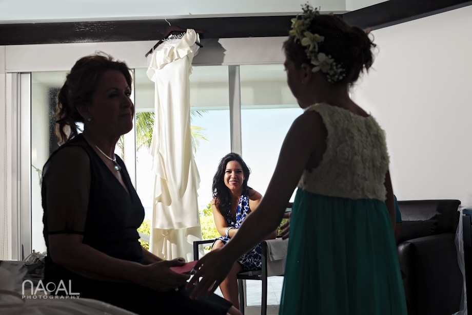 Sarah & Russell -  - Naal Wedding Photography Grand Coral Beach Club 007