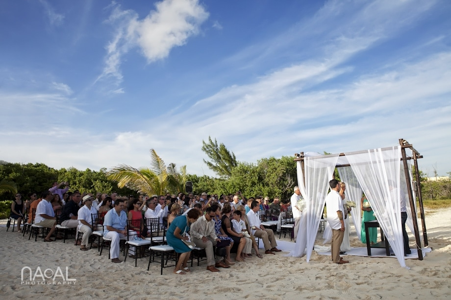 Sarah & Russell -  - Naal Wedding Photography Grand Coral Beach Club 021