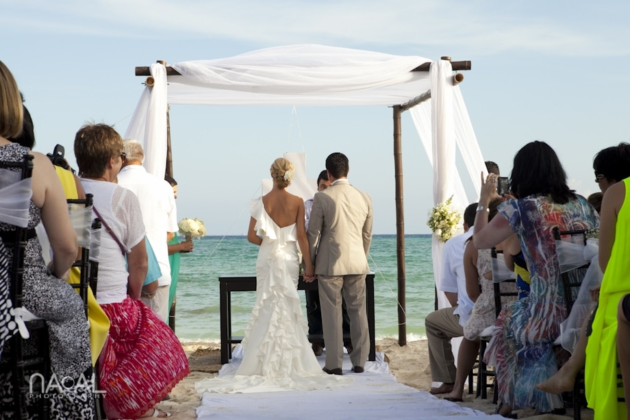 Sarah & Russell -  - Naal Wedding Photography Grand Coral Beach Club 022