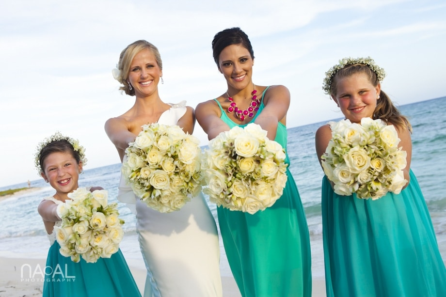 Sarah & Russell -  - Naal Wedding Photography Grand Coral Beach Club 030