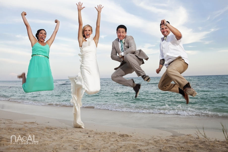 Sarah & Russell -  - Naal Wedding Photography Grand Coral Beach Club 038