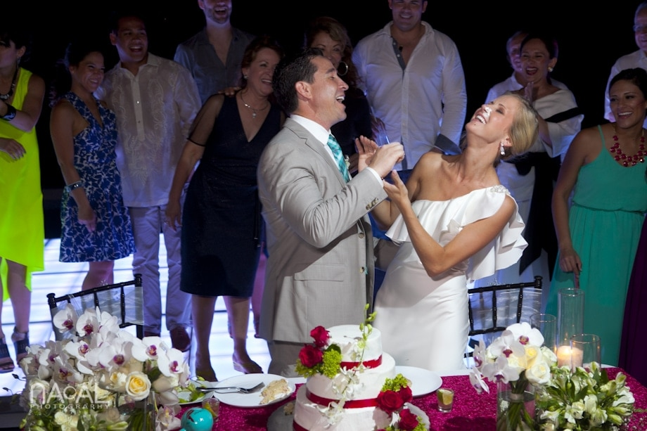 Sarah & Russell -  - Naal Wedding Photography Grand Coral Beach Club 058