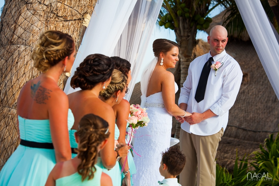 Dreams Riviera Cancun Wedding -  - Naal Wedding Photography 153