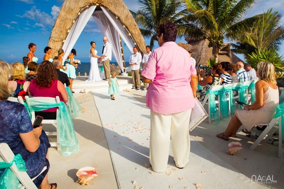 Dreams Riviera Cancun Wedding -  - Naal Wedding Photography 158