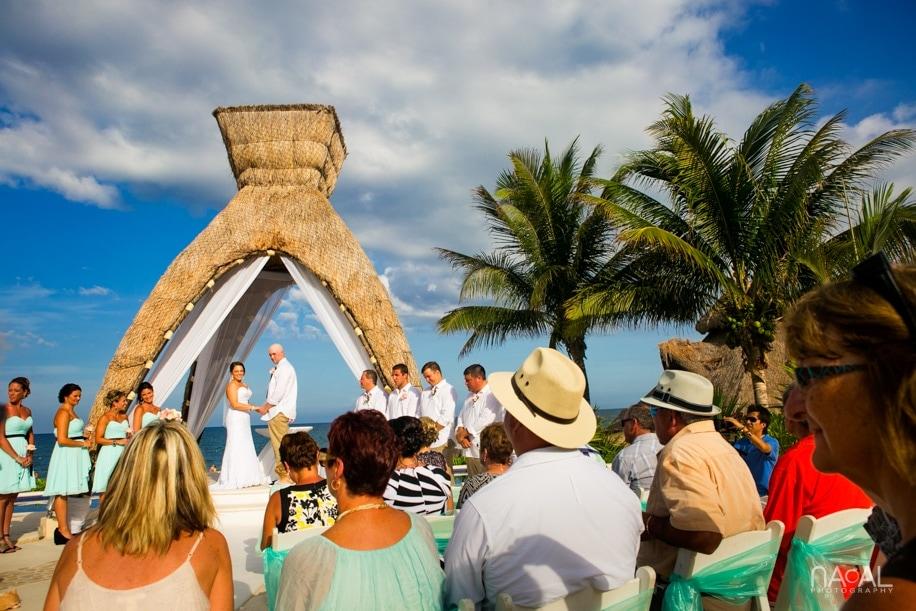 Dreams Riviera Cancun Wedding -  - Naal Wedding Photography 171