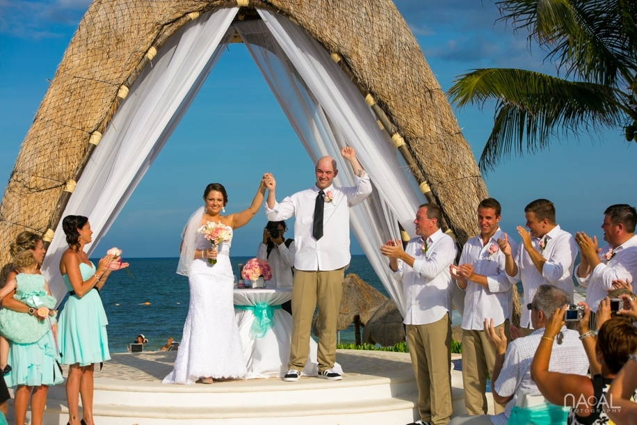 Dreams Riviera Cancun Wedding -  - Naal Wedding Photography 217