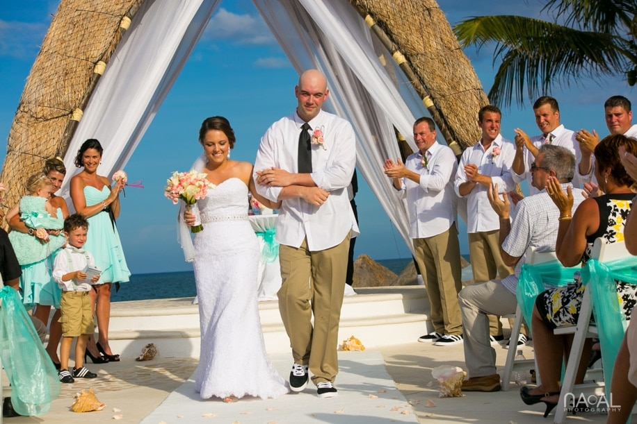 Dreams Riviera Cancun Wedding -  - Naal Wedding Photography 218