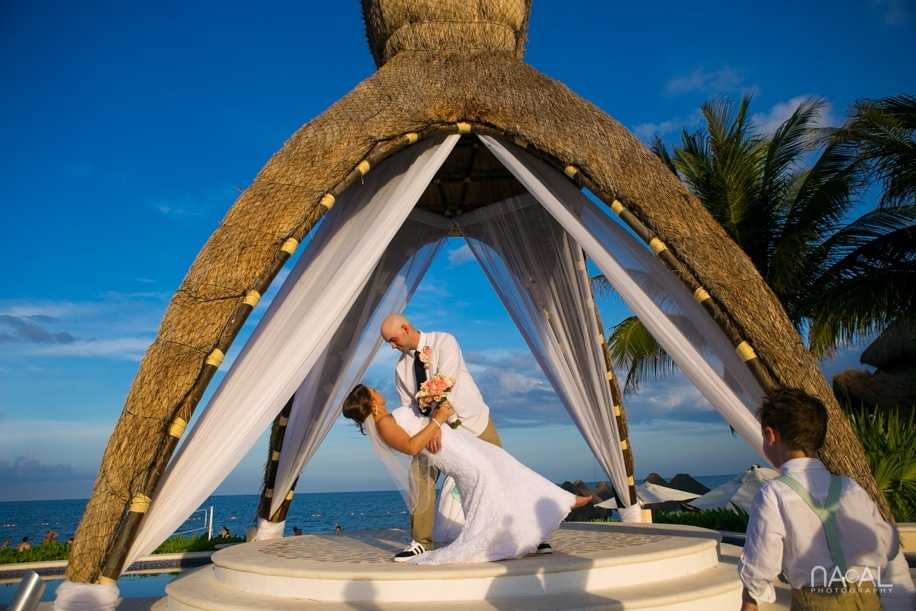Dreams Riviera Cancun Wedding -  - Naal Wedding Photography 305