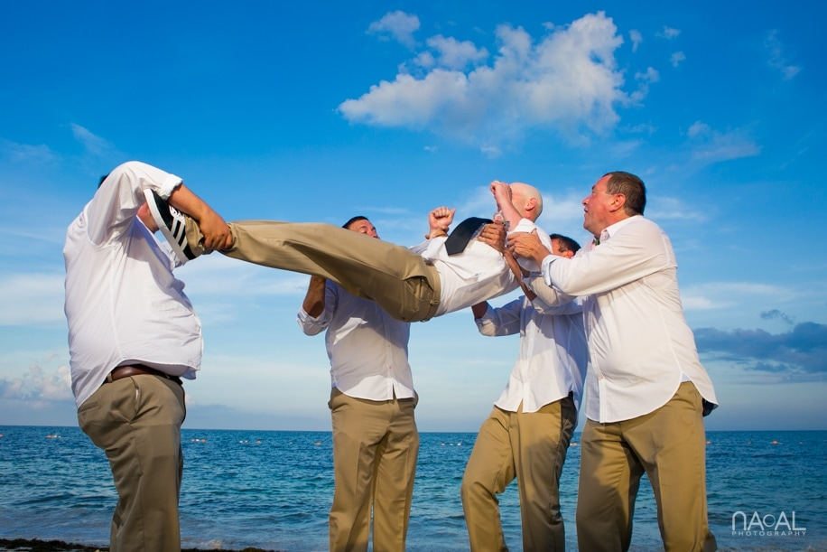 Dreams Riviera Cancun Wedding -  - Naal Wedding Photography 316