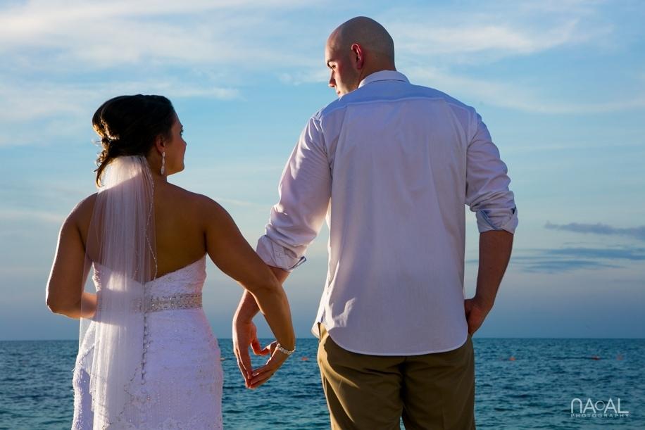 Dreams Riviera Cancun Wedding -  - Naal Wedding Photography 342