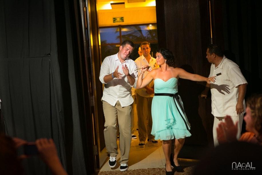 Dreams Riviera Cancun Wedding -  - Naal Wedding Photography 359