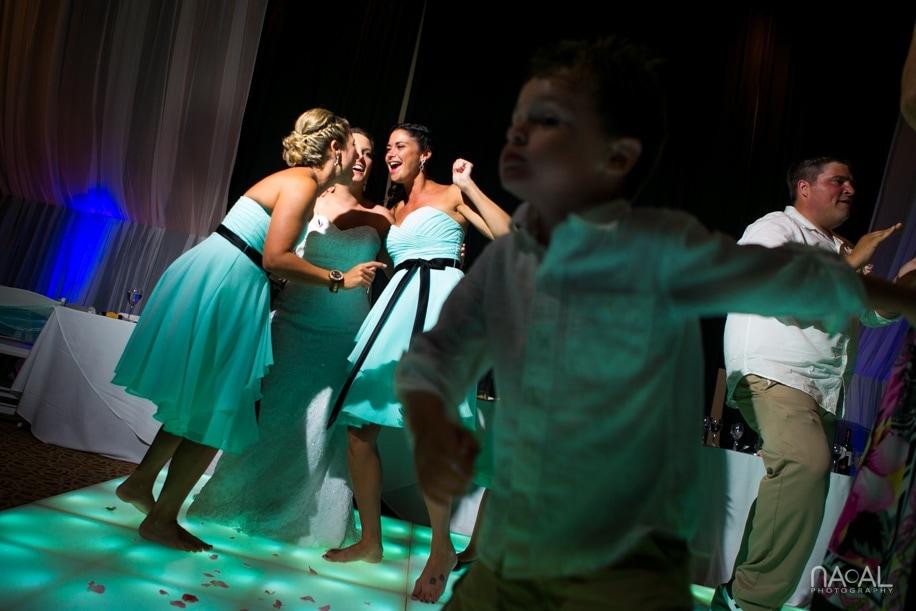 Dreams Riviera Cancun Wedding -  - Naal Wedding Photography 522