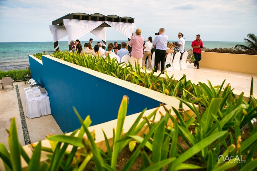 Now Jade Riviera Cancun -  - Naal wedding Photography 13