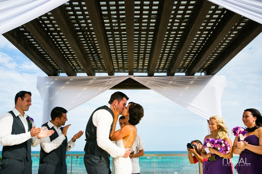 Now Jade Riviera Cancun -  - Naal wedding Photography 16