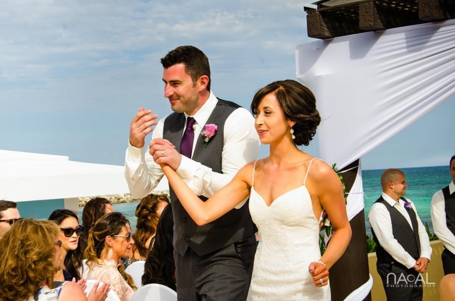 Now Jade Riviera Cancun -  - Naal wedding Photography 19