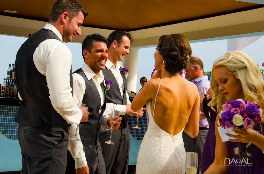 Now Jade Riviera Cancun -  - Naal wedding Photography 20