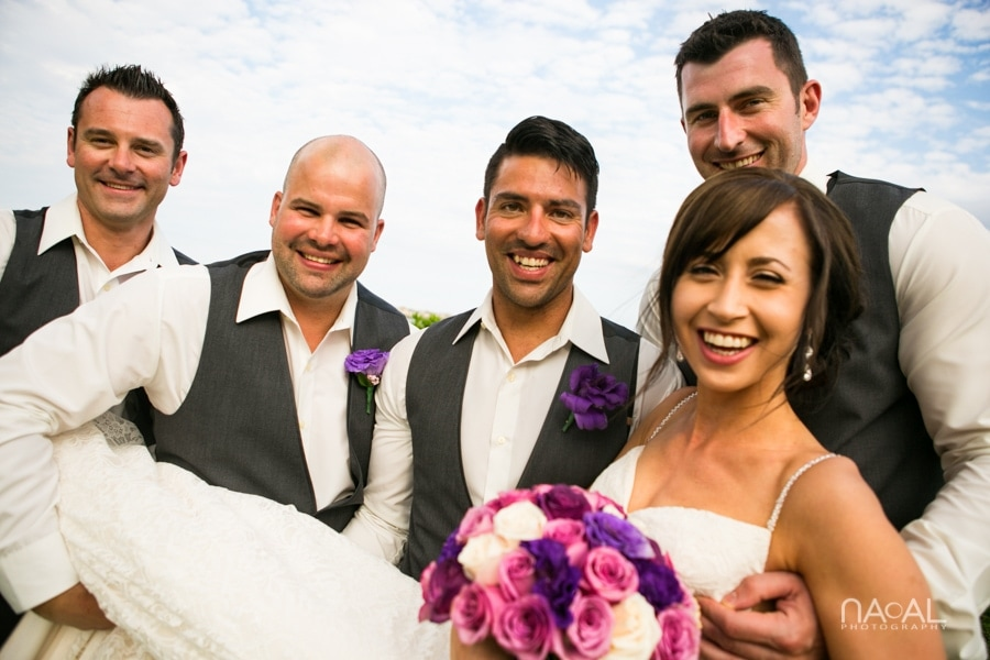 Now Jade Riviera Cancun -  - Naal wedding Photography 31