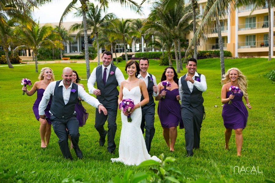 Now Jade Riviera Cancun -  - Naal wedding Photography 33