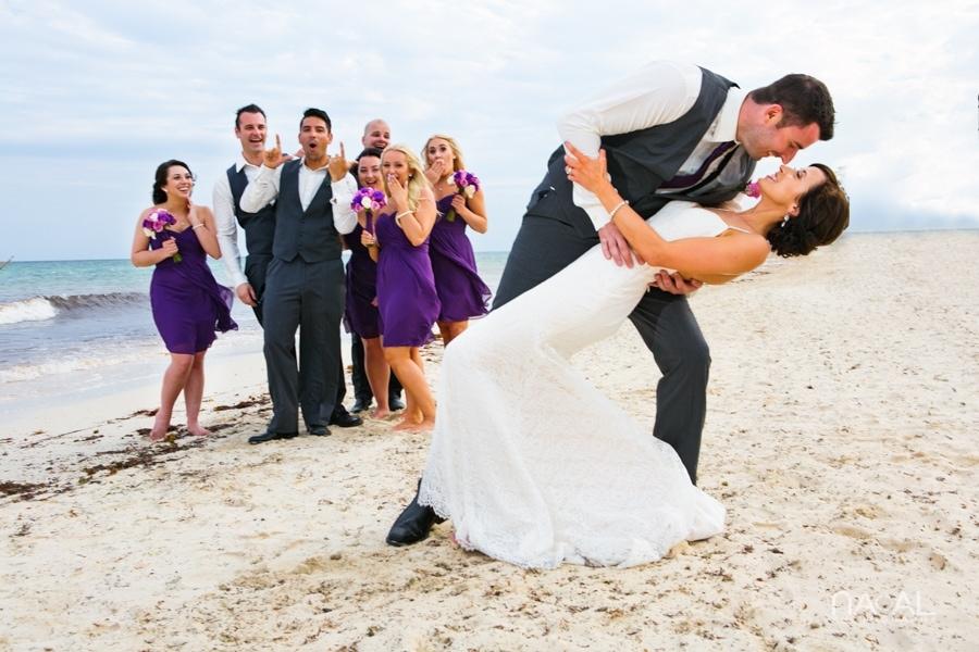Now Jade Riviera Cancun -  - Naal wedding Photography 35