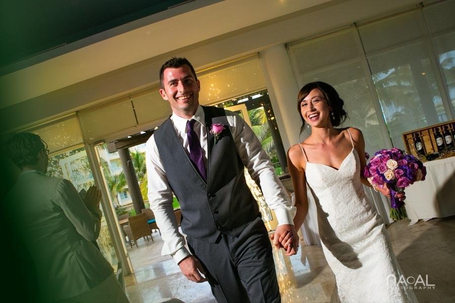 Now Jade Riviera Cancun -  - Naal wedding Photography 39