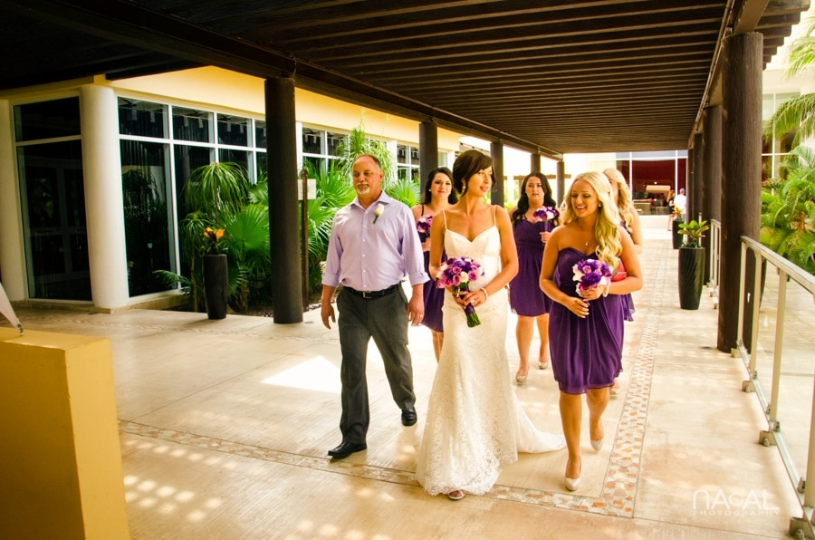 Now Jade Riviera Cancun -  - Naal wedding Photography 4