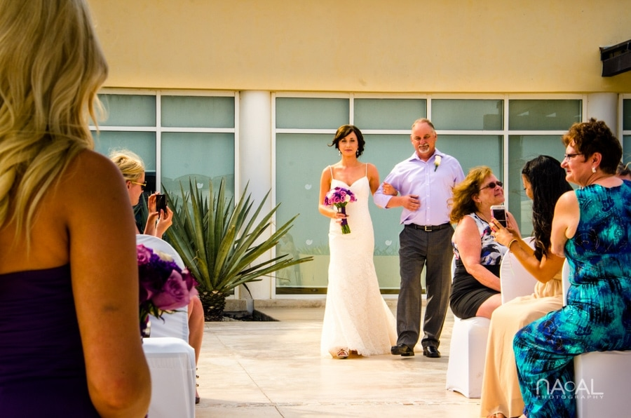 Now Jade Riviera Cancun -  - Naal wedding Photography 6