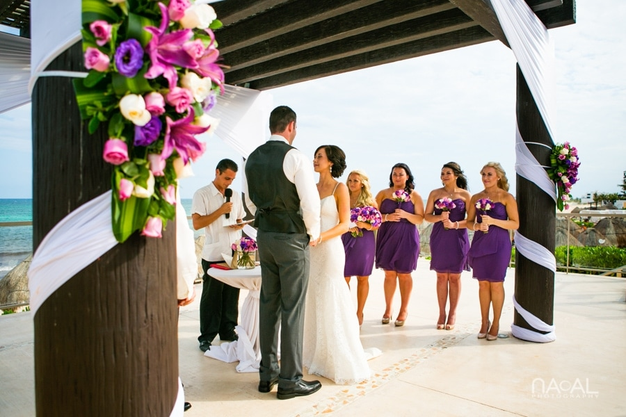 Now Jade Riviera Cancun -  - Naal wedding Photography 8
