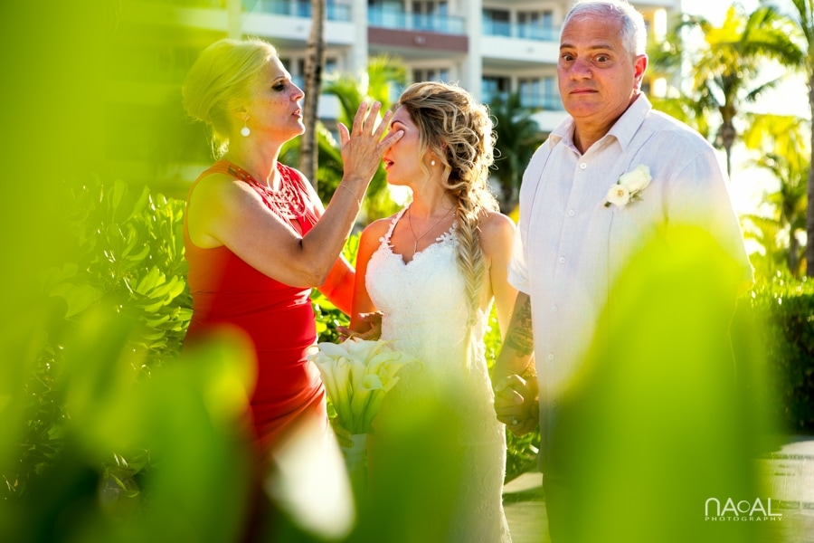 Diego & Theresa -  - Excellence Playa Mujeres cancun 13
