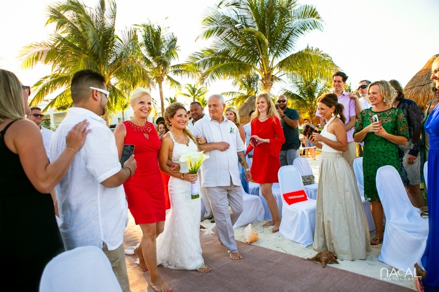 Diego & Theresa -  - Excellence Playa Mujeres cancun 14