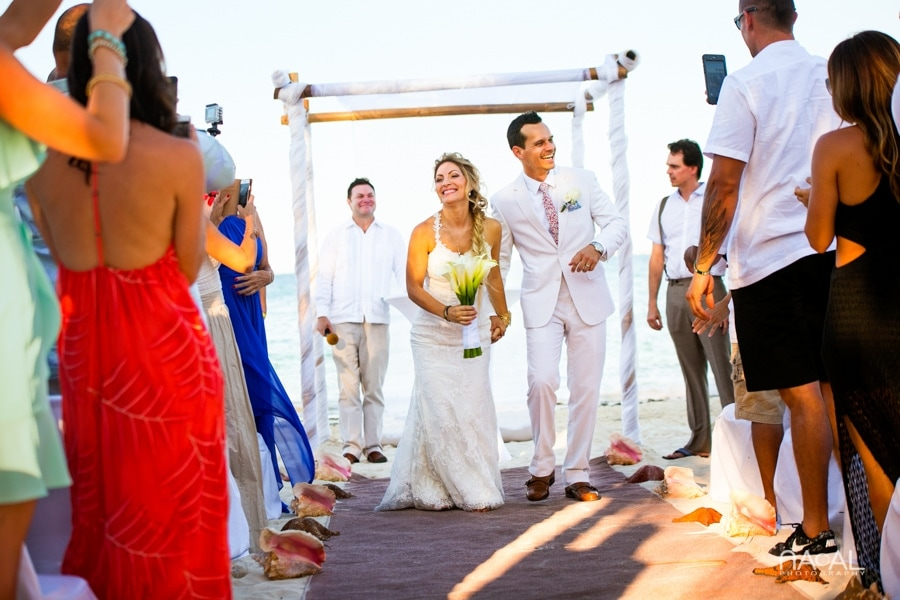 Diego & Theresa -  - Excellence Playa Mujeres cancun 18