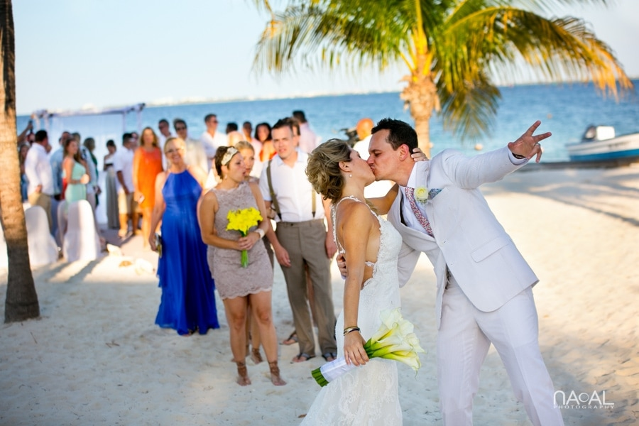 Diego & Theresa -  - Excellence Playa Mujeres cancun 19
