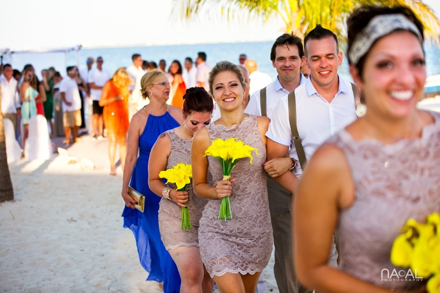 Diego & Theresa -  - Excellence Playa Mujeres cancun 20