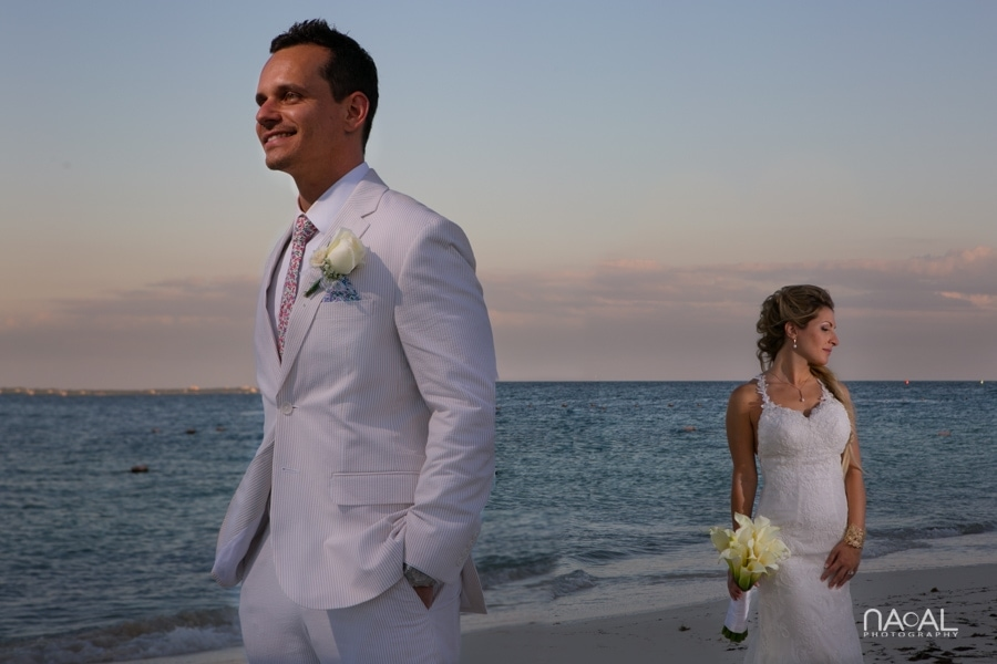 Diego & Theresa -  - Excellence Playa Mujeres cancun 22