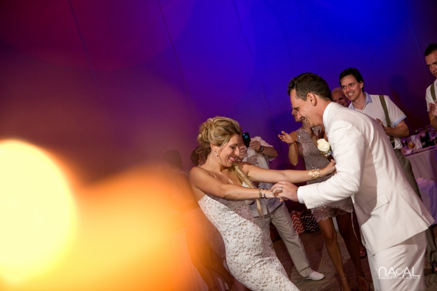 Diego & Theresa -  - Excellence Playa Mujeres cancun 24