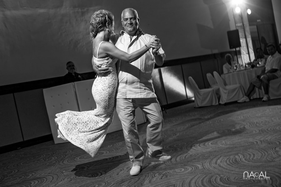 Diego & Theresa -  - Excellence Playa Mujeres cancun 26