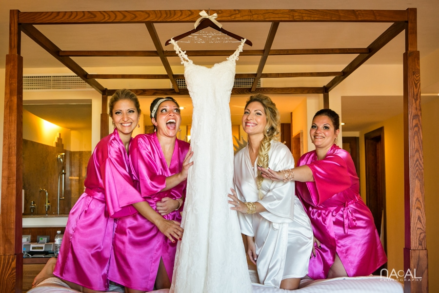 Diego & Theresa -  - Excellence Playa Mujeres cancun 3