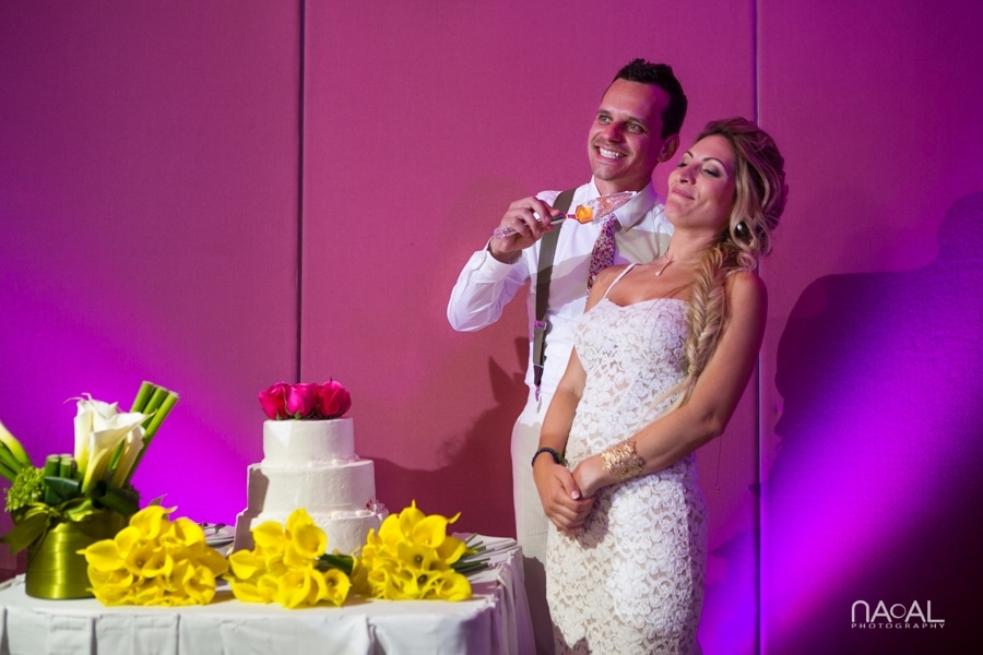 Diego & Theresa -  - Excellence Playa Mujeres cancun 31